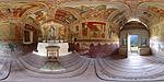 Planisphère : Chapelle St Sebastien :: Date de la prise de vue : 07/2009