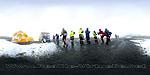 Planisphère : Col de la Seigne :: Date de la prise de vue : 08/2011